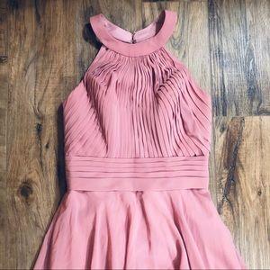 allure bridesmaid dress dusty rose 1427 Sz 10